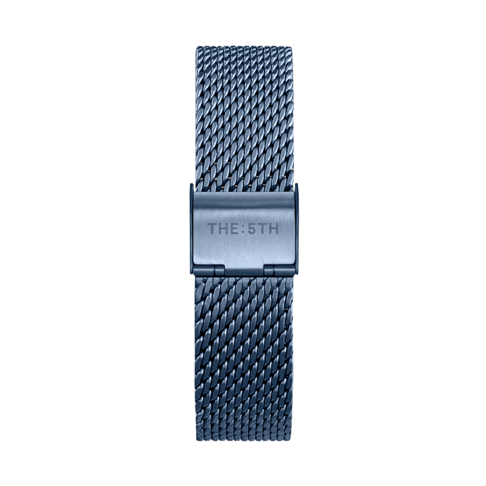 the fifth cobalt interchangeable watch band