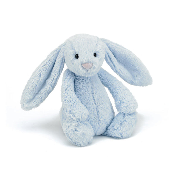 Jellycat Bashful Blue Bunny Medium - Liquorice Kids
