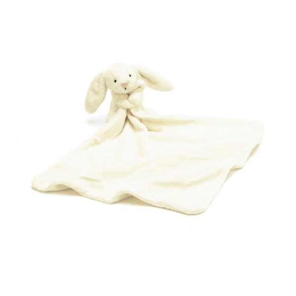 Jellycat Bashful Cream Bunny Soother - Liquorice Kids
