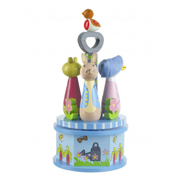 Orange Tree Peter Rabbit Musical Carousel