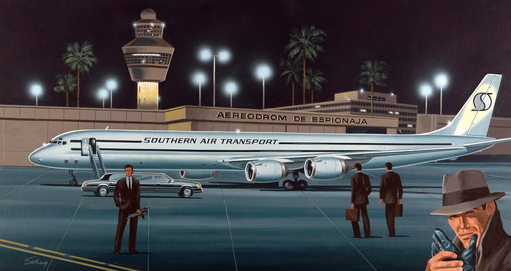 Southern Air Transport DC-8