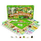 Game - Wild Animal-opoly
