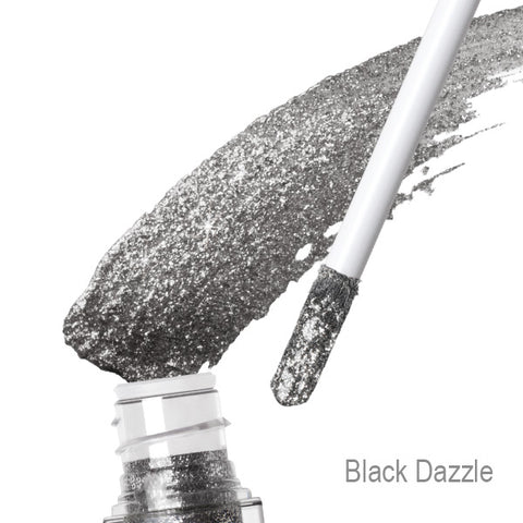 Flashadow Liquid Eye Shadow in Black Dazzle
