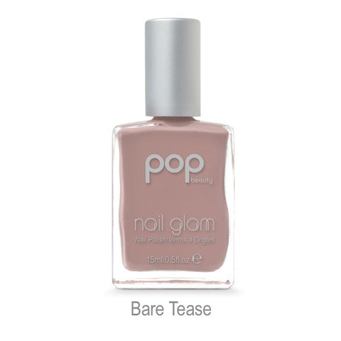 Nail Glam in Bare Tease