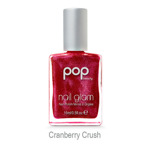 POP Nail Glam - Cranberry Crush