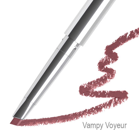 Pout on Point Lip Liner in Vampy Voyeur