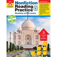 NONFICTION READING PRACTICE GR 4