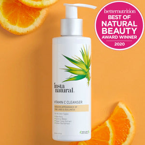 Vitamin C Cleanser - InstaNatural