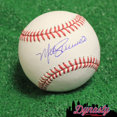 Philadelphia Phillies Mike Schmidt Autographed Major League Baseball