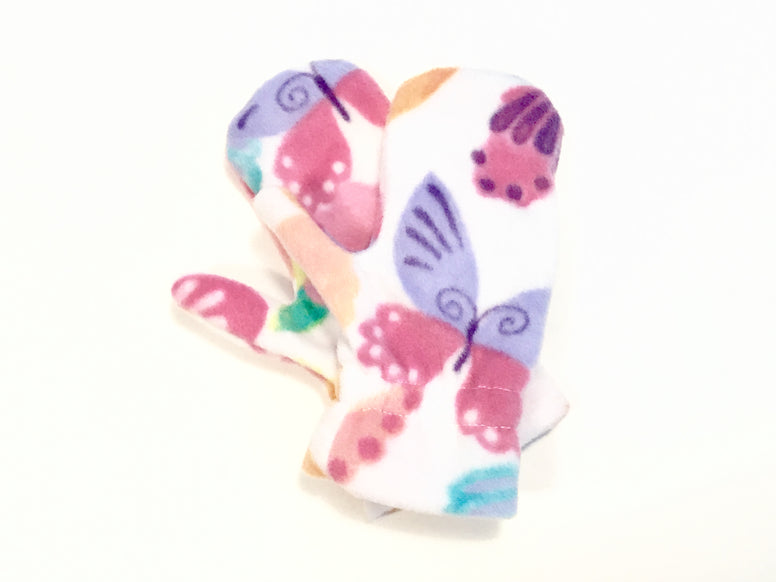 Butterfly Toddler Mitts