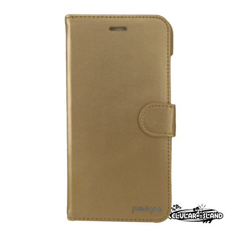 Funda cartera PRODIGEE Wallegee iPhone 6/6s Oro