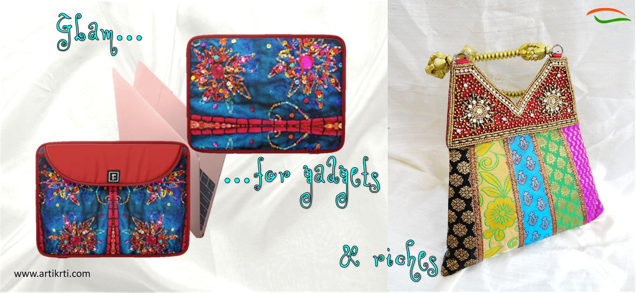 bollywood-style-indian-ethnic-designs-laptop-bag-wrist-bags-clutches-handbags-artikrti