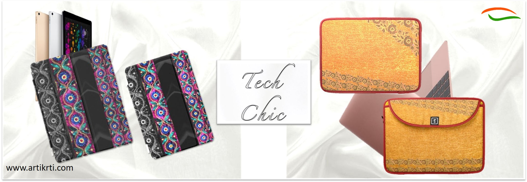 iPad cover-stand-laptop-bag-macbook-case-indian-design-motifs-artikrti