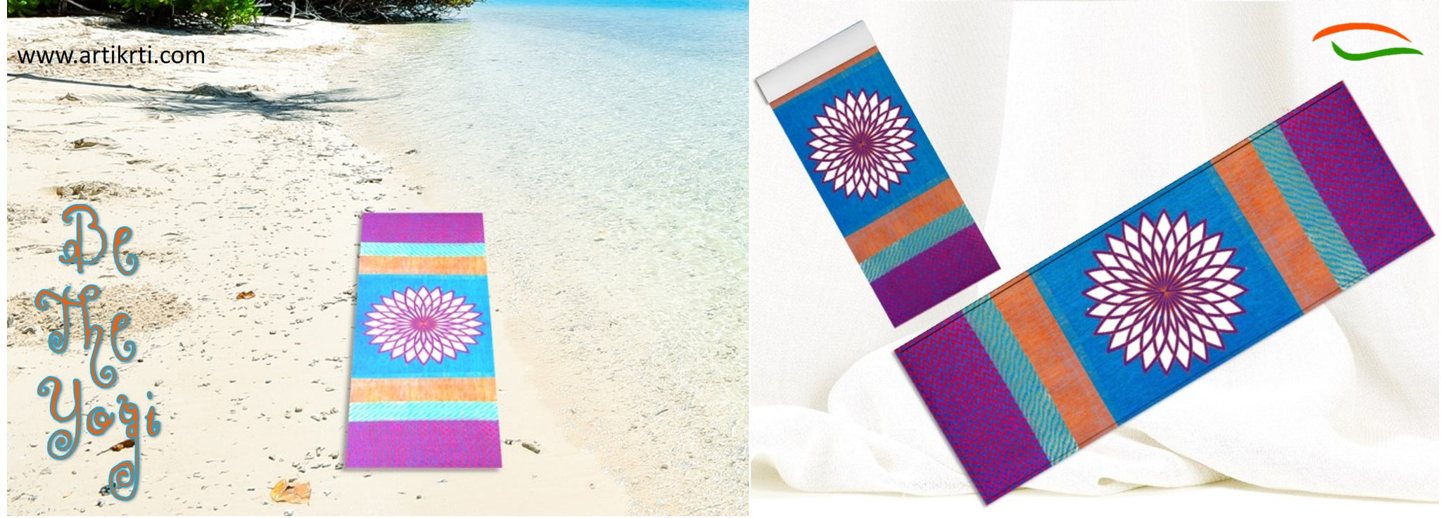 indian-yoga-mats-mandalas-design-blue-orange-purple-artikrti