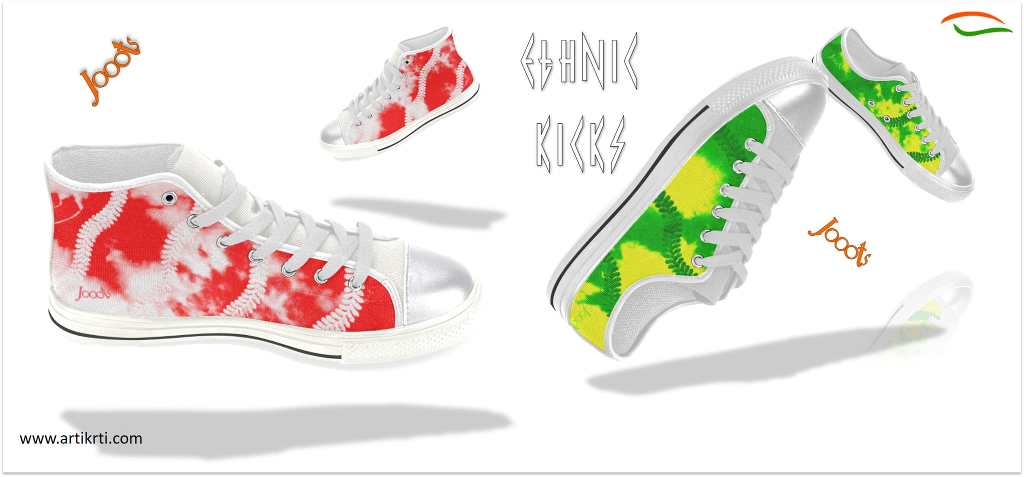 low-tops-keds-women-high-tops-tie-and-dye-style-red-white-neon-green-yellow-jooots-by-artikrti