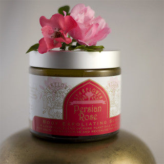Persian Rose Body Exfoliating Scrub - 500ml