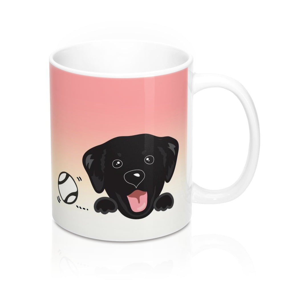 "Mug ""My Cup Of Tea"" Black Labrador"