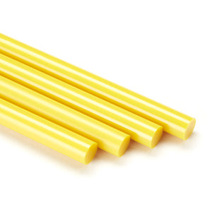 Yellow Wood Knot Filler Glue, 5 Stick Pack