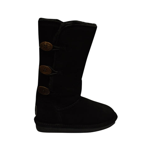 Bearpaw Women's Lauren - Black Outer Side