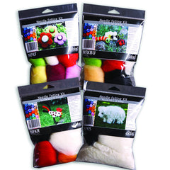 Ashford Needle Felting Kits - Basic - Hands Craft Store
