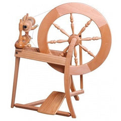 Traditional  Spinning Wheel - Single Drive - Ashford / 15% off Special - Hands Craft Store