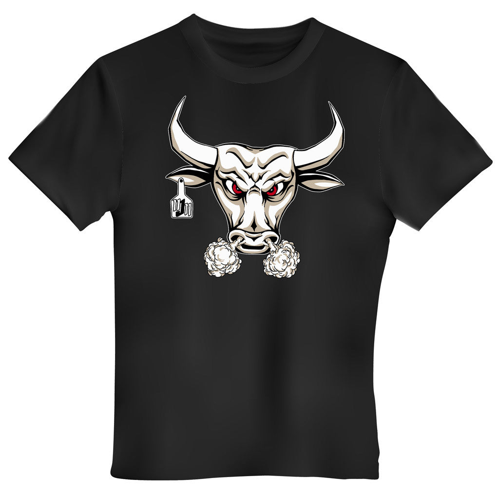 NJN Bull Tshirt | No Judges Needed