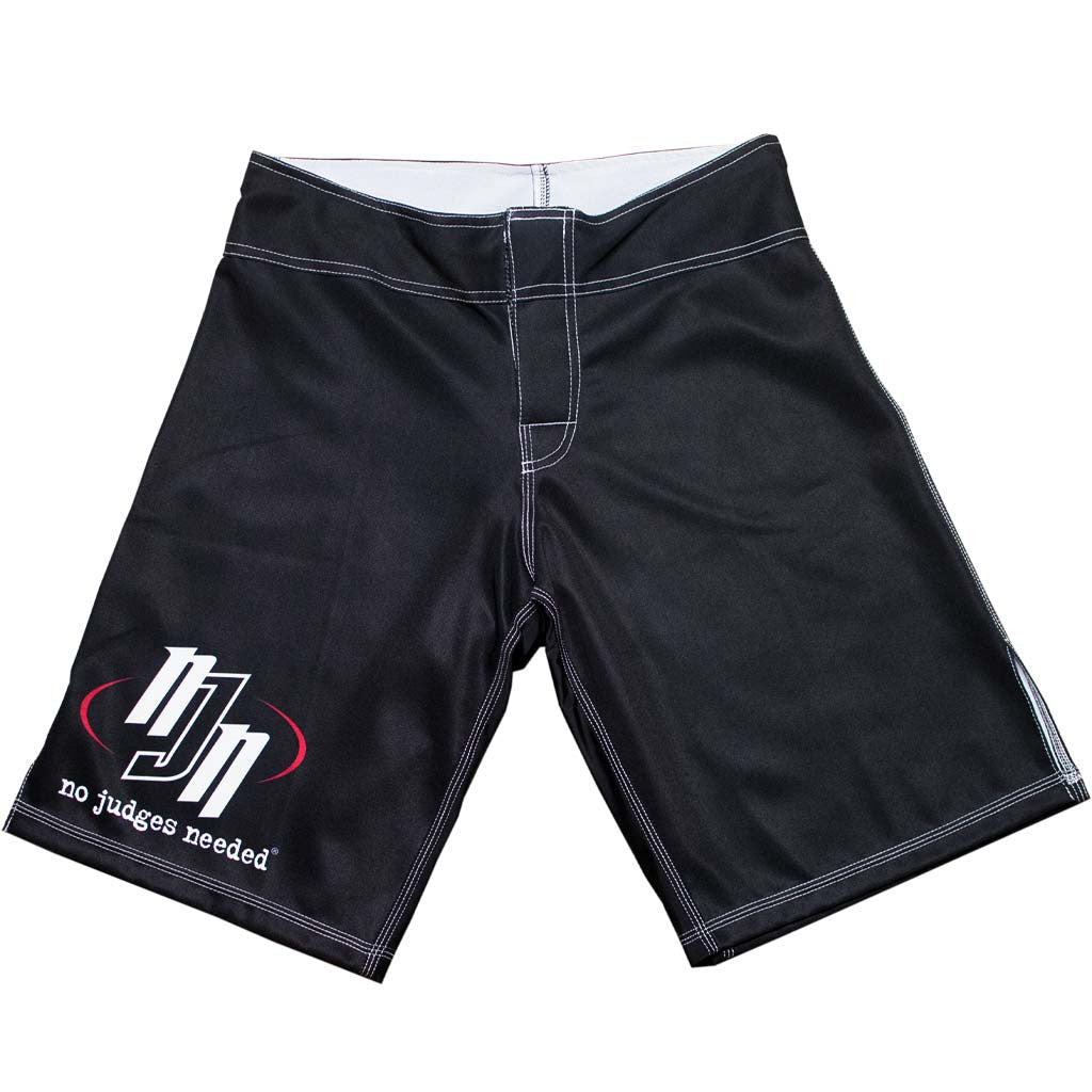 Fight Shorts NJN Black Series 2 | No Judges Needed