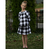 "The Beatrice Skirt 2"" Gingham- More Colors Available"