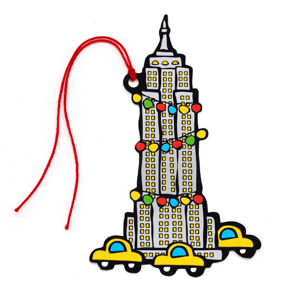 NYC Empire State Building Gift Tags