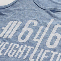 646 Unisex Tank - Athletic Blue
