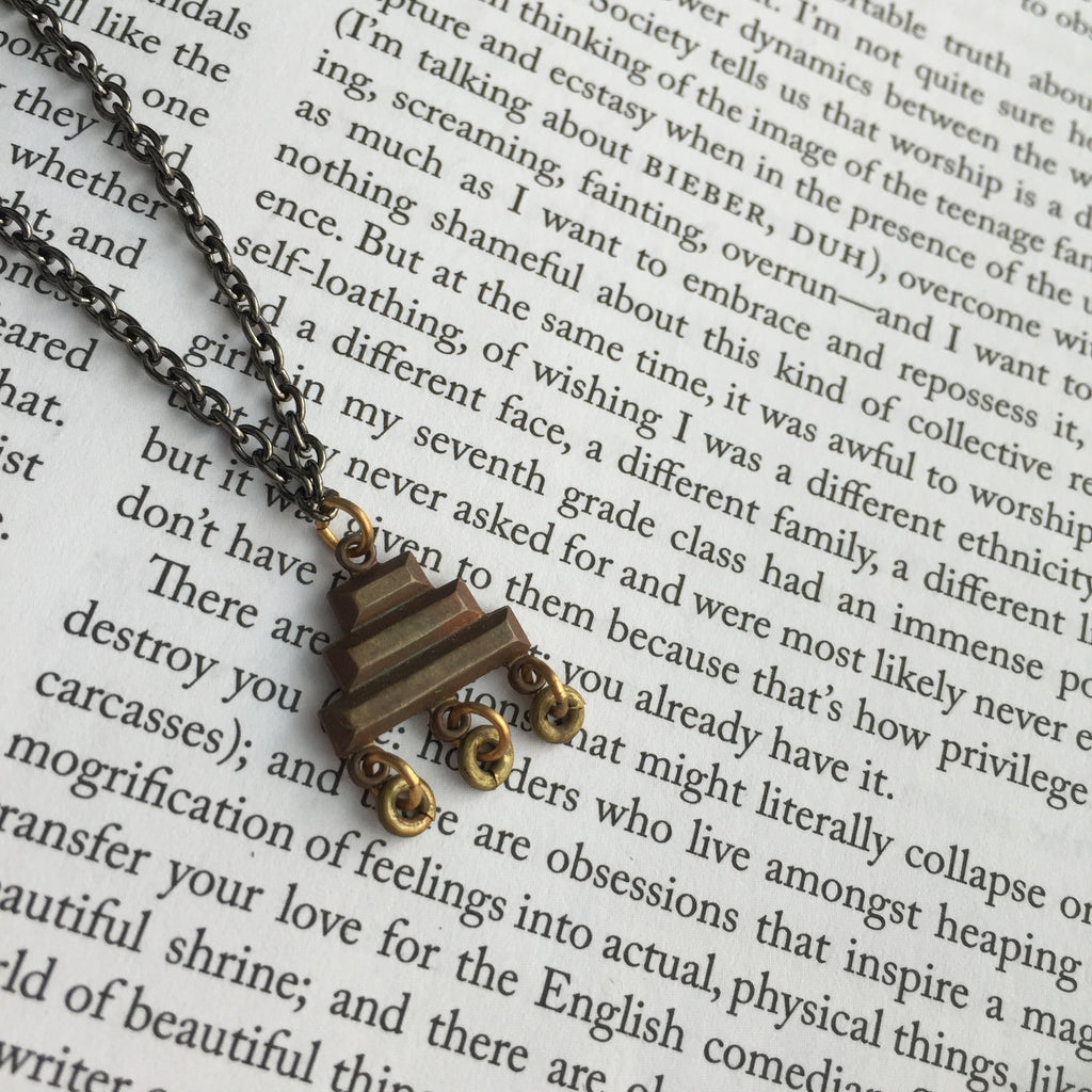 Charmed Tribal Necklace