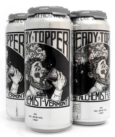 Alchemist Heady Topper - Crusher - Focal Banger Going live 5/18 8am PST IN-STORE AND ONLINE