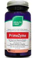 PrimeZyme Full Spectrum Digestive Enzyme by Health First