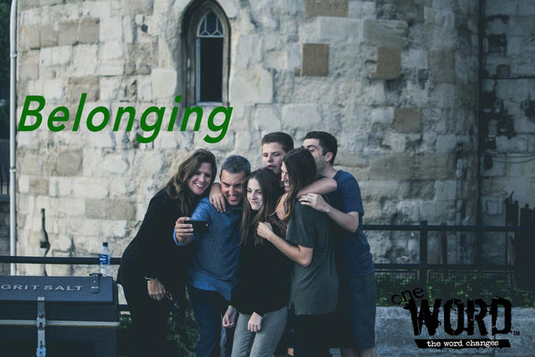 Transformation Story: Belonging
