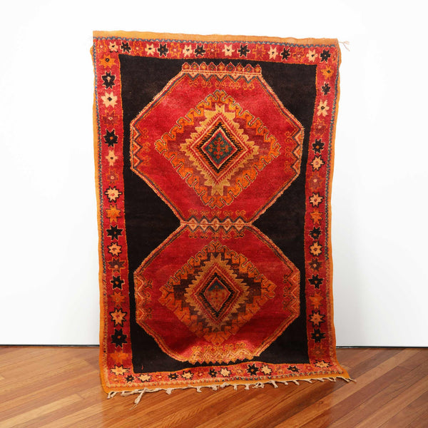 'Farashas Oasis' Vintage carpet, 2 m x 1.3 m, Takama Collection