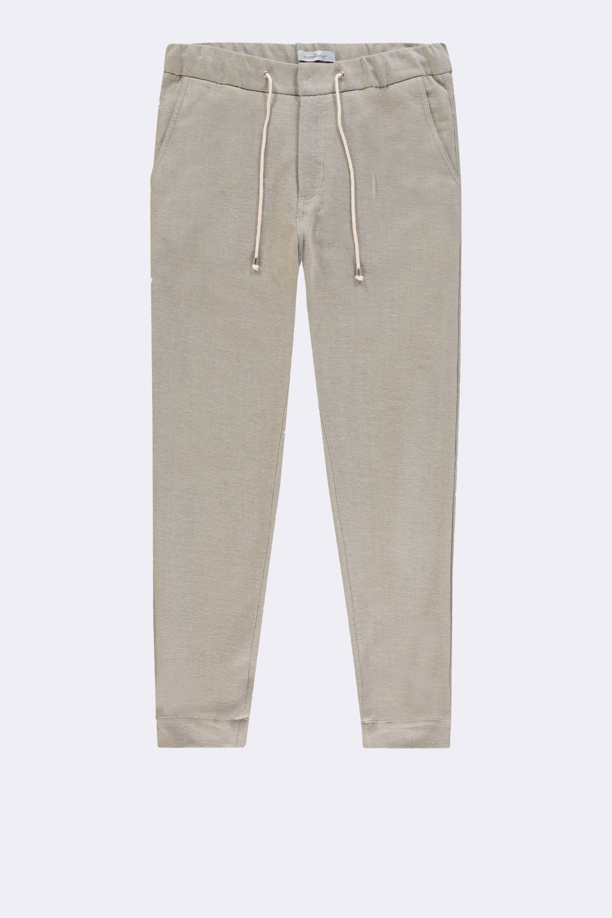 The Good People - Fute - TAPERED TROUSERS JOGGER DETAILS