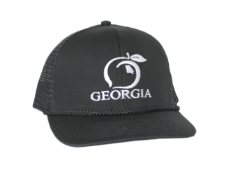 Southern Charm - Knockout Performance Hat - Gray