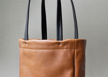 Cabas - Atelier St. Loup - Luxury leather goods in Nantes