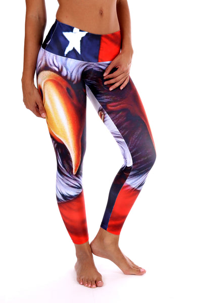 Patriot legging