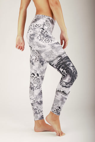 Monochromatic Tiger Legging