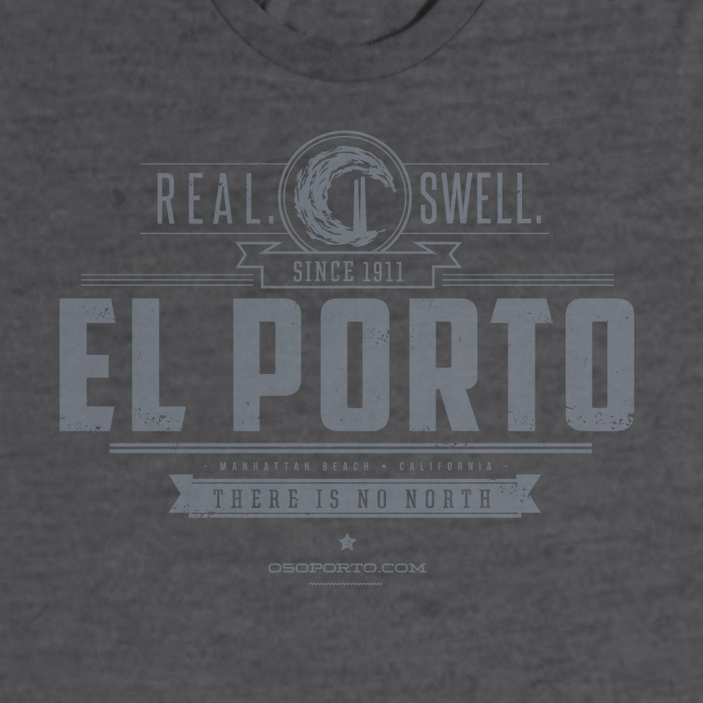 El Porto California Manhattan Beach t-shirt design