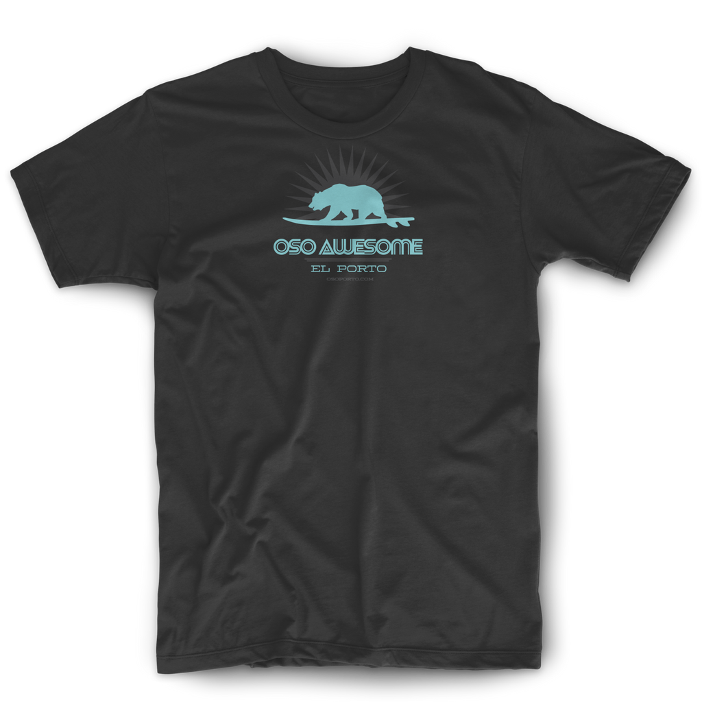 Oso Awesome Surfing Bear shirt