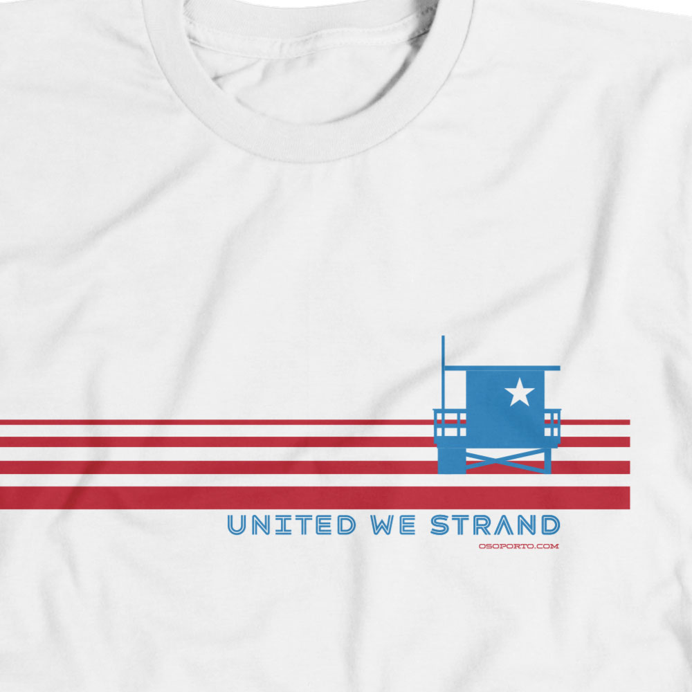 United We Strand t-shirt
