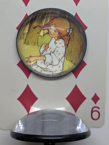 Alice In Wonderland / Alice / Acrylic Dome