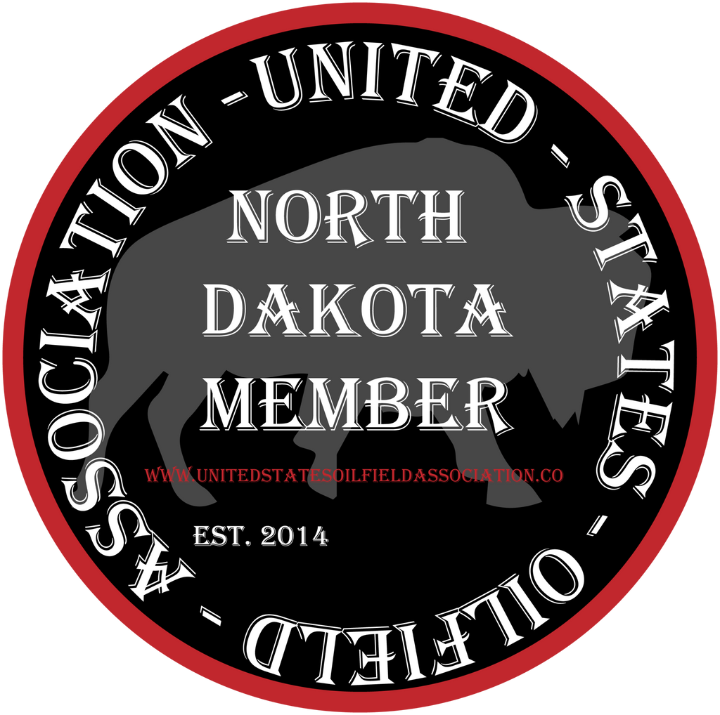 Hard Hat Decals - North Dakota Member Hard Hat Decal