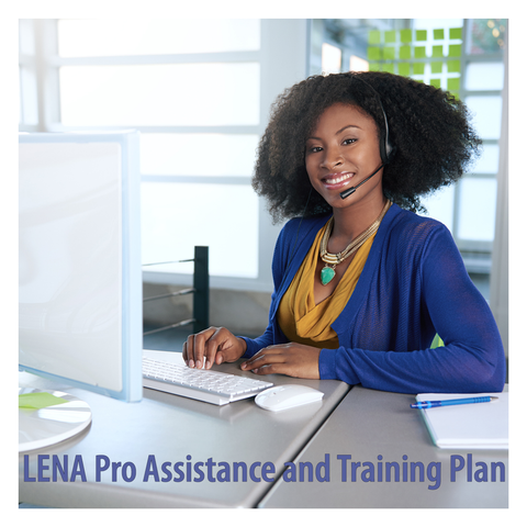 LENA Pro Assistance and Training Plan