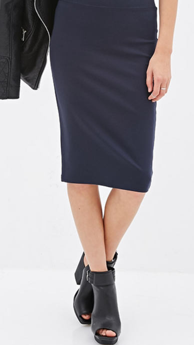 Riva Karen Straight Pencil Skirts