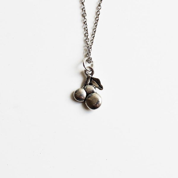 Shorties Bling Necklace - Cherry
