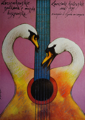 Spanish Music (SOLD)