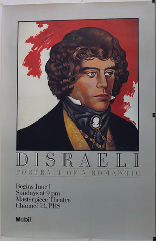 Disraeli Portrait of a Romantic